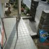 施工後2:O邸屋外手すり跳ね上げ工事